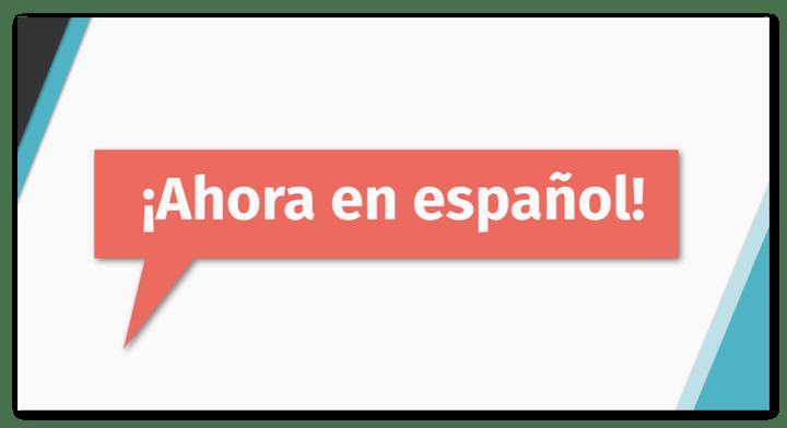Ahora-en-espanol